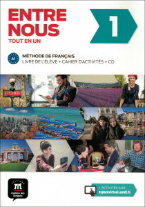 Entre Nous 1 - French Course Melbourne A1 - inLanguage Boutique