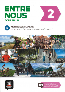 Entre Nous 2 - French Course Melbourne A2 - inLanguage Boutique French