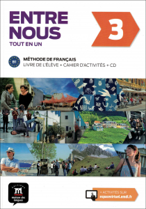Entre Nous 3 - French Course Melbourne B1 - Learn French inLanguage Boutique
