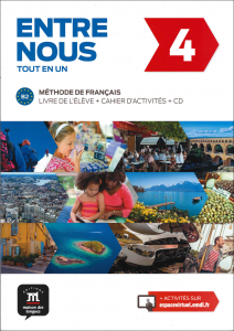Entre Nous 4 - French Course Melbourne B2 - Learn French inLanguage Boutique